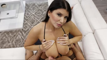 Romi Rain in 'Watch Me Work - S9:E5'